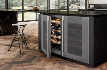 How Deep Should A Wine Cooler Be
