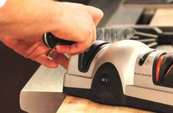 How Do You Use An Electric Knife Sharpener